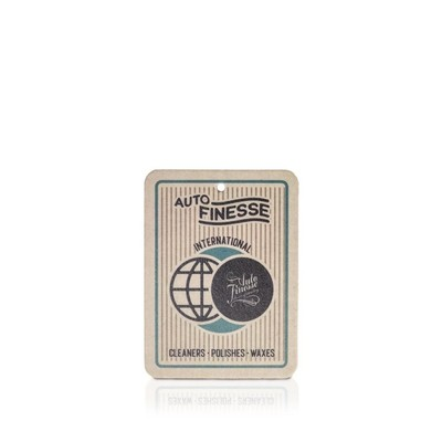 Ароматизатор Auto Finesse Retro International Limited Edition