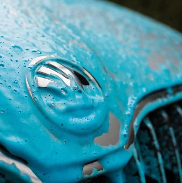 Голубая пена Shiny Garage Blue Snow Foam 1л