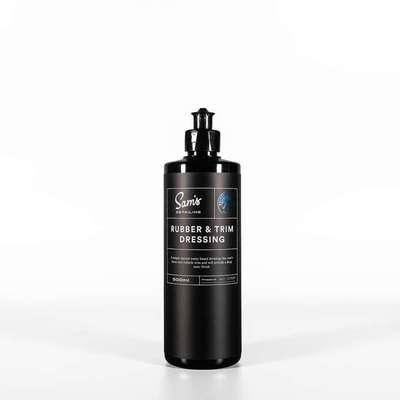 Чернитель резины и пластика Sam's Detailing Rubber & Trim Dressing 500мл
