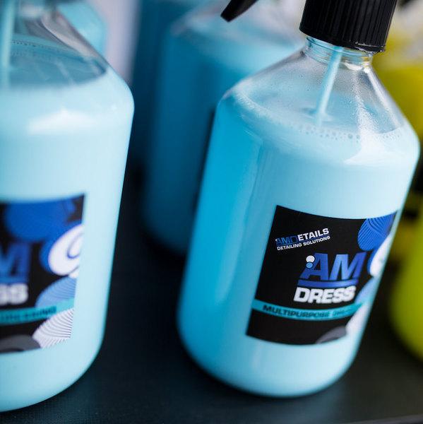 AM Dress - Консервант для пластика и резины - 500мл