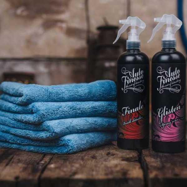 Плюшевое полотенце Auto Finesse Ultra Plush 800 GSM
