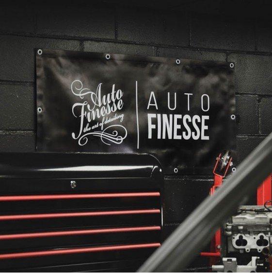 Баннер Auto Finesse