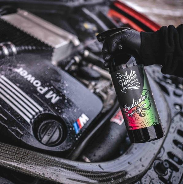 Очиститель двигателя Eradicate 1л
