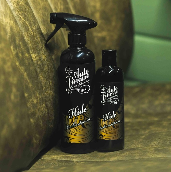 Очиститель кожи Auto Finesse Hide Leather Cleanser 500мл