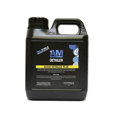 AM Detailer - Квик детейлер Plus - 1 литр