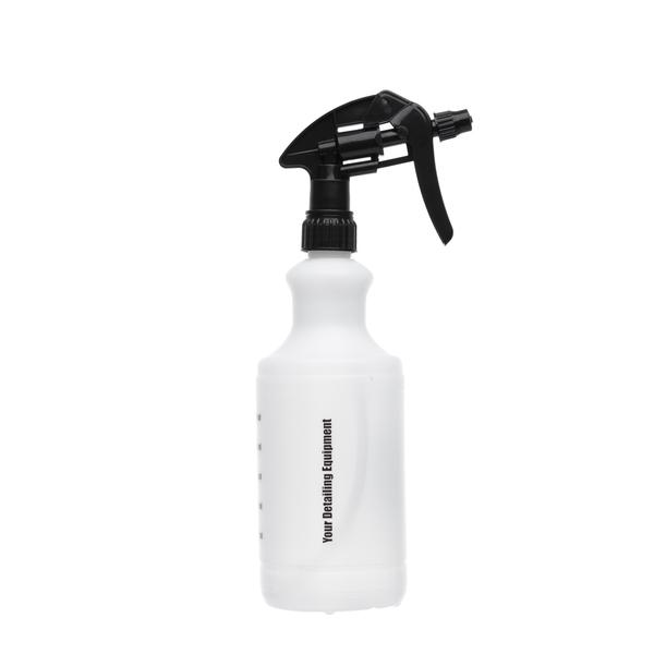 Бутылка с химостойким триггерным распылителем Work Stuff 750мл