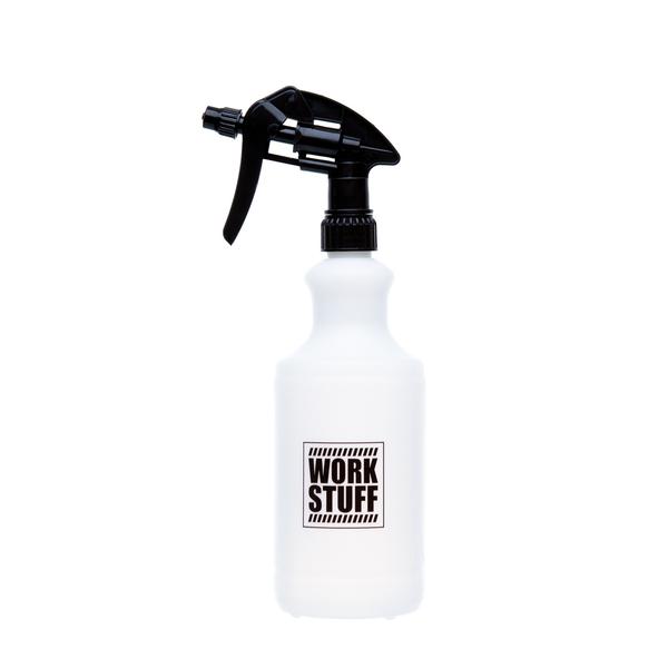 Бутылка с химостойким триггером распылителем Work Stuff 750мл