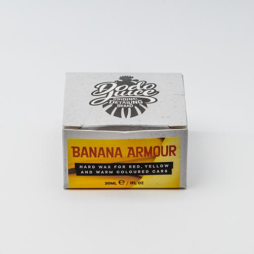 Твердый воск для ярких цветов ЛКП Dodo Juice Banana Armour 30 мл