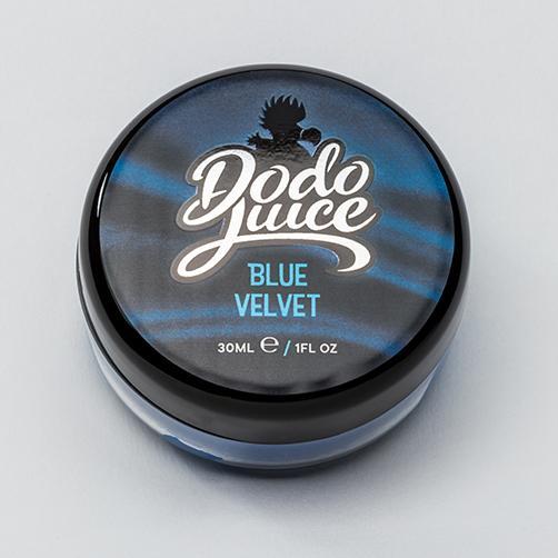 Твердый воск для темных цветов ЛКП Dodo Juice Blue Velvet 30 мл