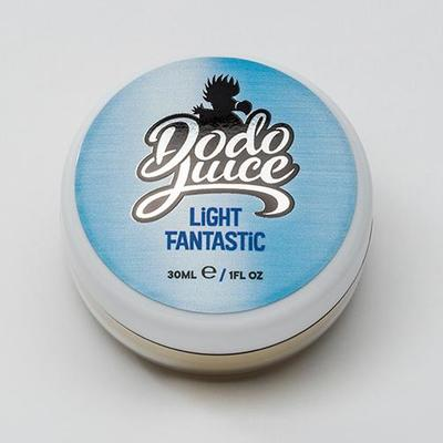 Мягкий воск для светлых цветов ЛКП Dodo Juice Light Fantastic 30 мл