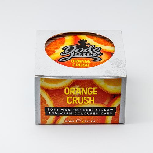 Мягкий воск для ярких цветов ЛКП Dodo Juice Orange Crush 150 мл