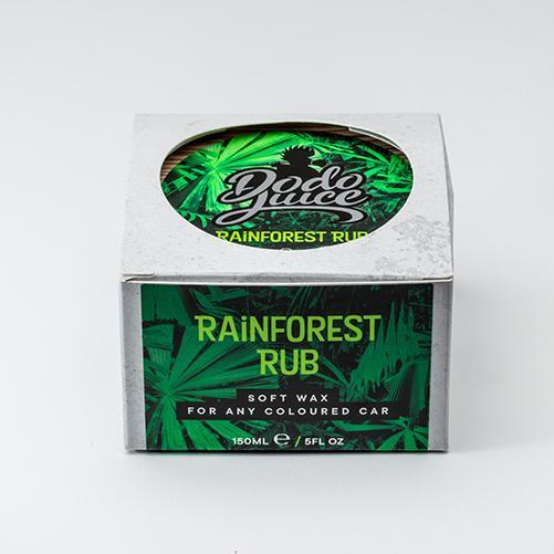 Универсальный мягкий воск Dodo Juice Rainforest Rub 150 мл