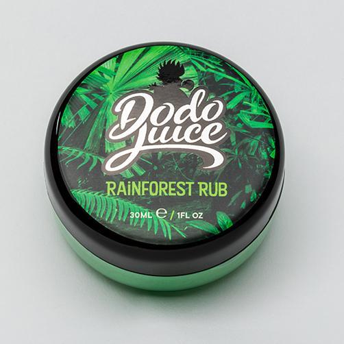 Универсальный мягкий воск Dodo Juice Rainforest Rub 30 мл