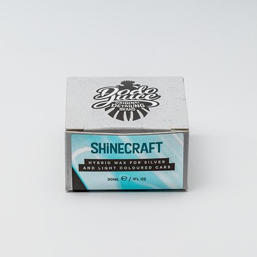 Высокоэффективный гибридный воск для светлых цветов ЛКП Dodo Juice Shinecraft 30 мл