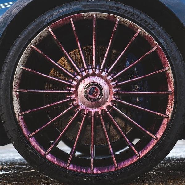 Очиститель от железных вкраплений Auto Finesse Iron Out 500мл