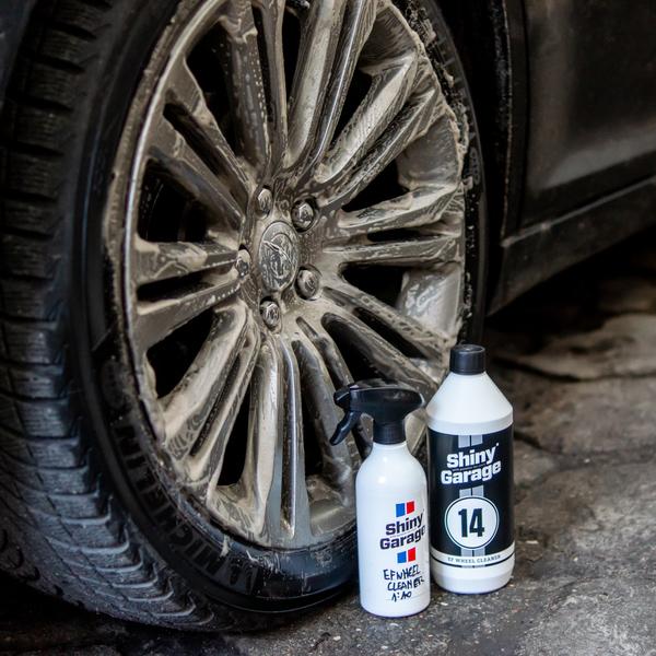 Очиститель дисков Shiny Garage EF Wheel Cleaner Professional Line, 1л