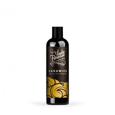 Автошампунь с SiO2 Auto Finesse Caramics Enhancing Shampoo 500мл
