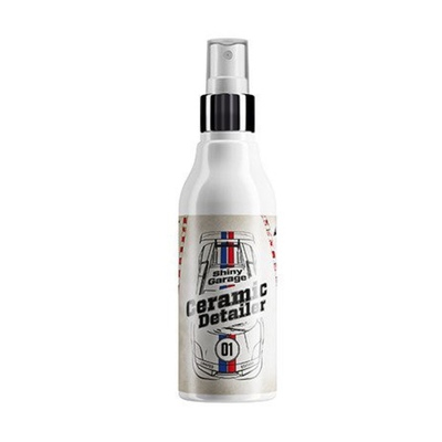 Детейлинг спрей с SiO2 Shiny Garage ICY Ceramic Detailer 150мл