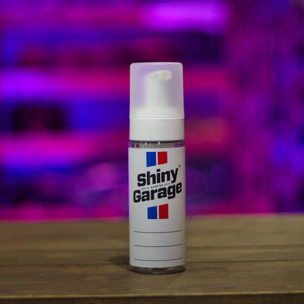 Бутылка с пенообразователем Shiny Garage 150мл