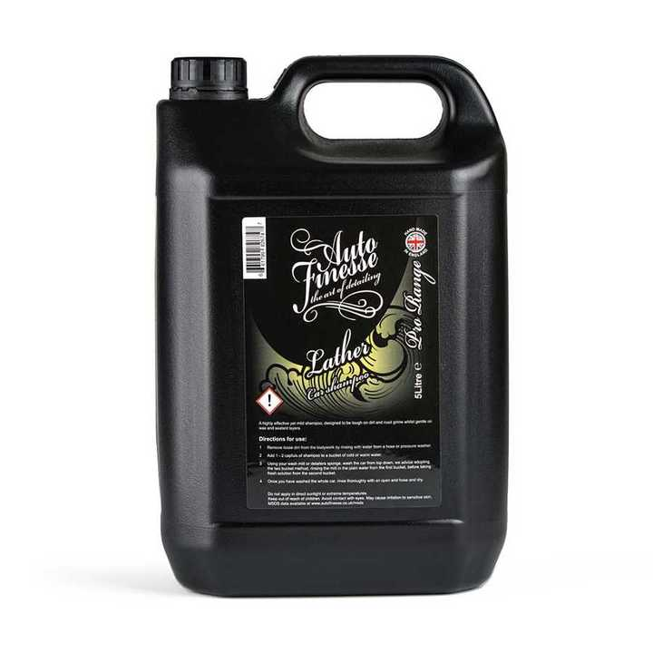 Автошампунь Auto Finesse Lather 5л