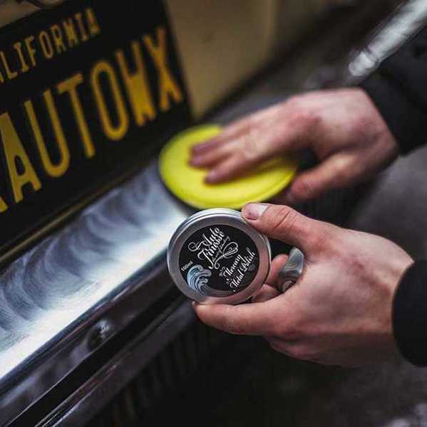 Полироль для металла Auto Finesse Mercury Metal Polish