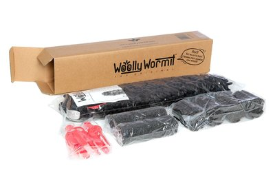 Гибкая щетка для дисков WoollyWormit