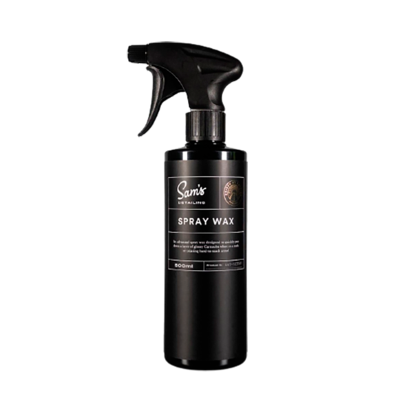 Спрей воск Sam's Detailing Spray Wax 500мл