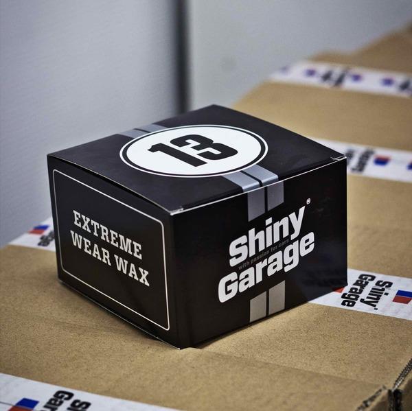 Синтетический воск с SiO2 Shiny Garage Extreme Wear 200гр