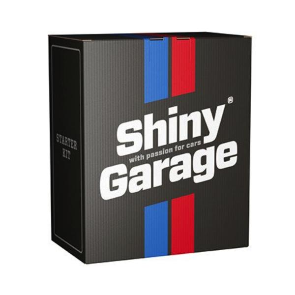 Базовый набор автокосметики Shiny Garage Starter Kit