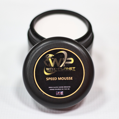 Воск-мусс Wax Planet Speed Mousse 100мл