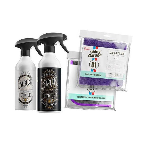 Набор автокосметики Shiny Garage Whiskey Kit