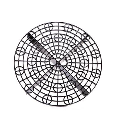 Решетка в ведро для мойки, цв. черный