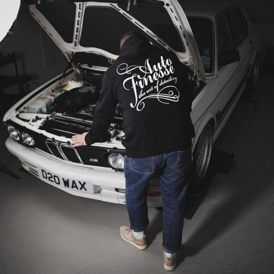 Худи Auto Finesse Signature, размер M