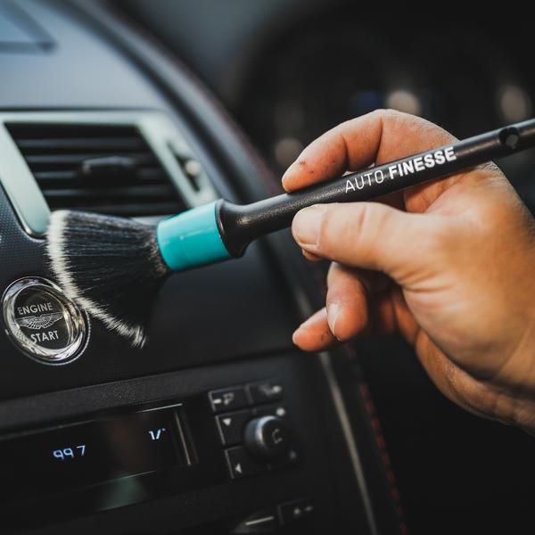 Набор ультрамягких кистей Auto Finesse Feather Tip, 4 штуки