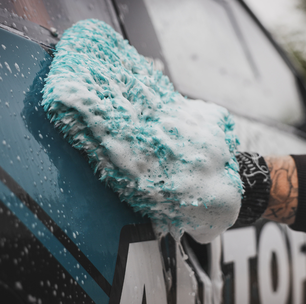 Рукавица для мойки кузова Auto Finesse Plush Wash Mitt