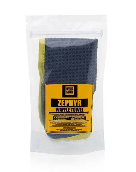Вафельное полотенце Work Stuff Zephyr
