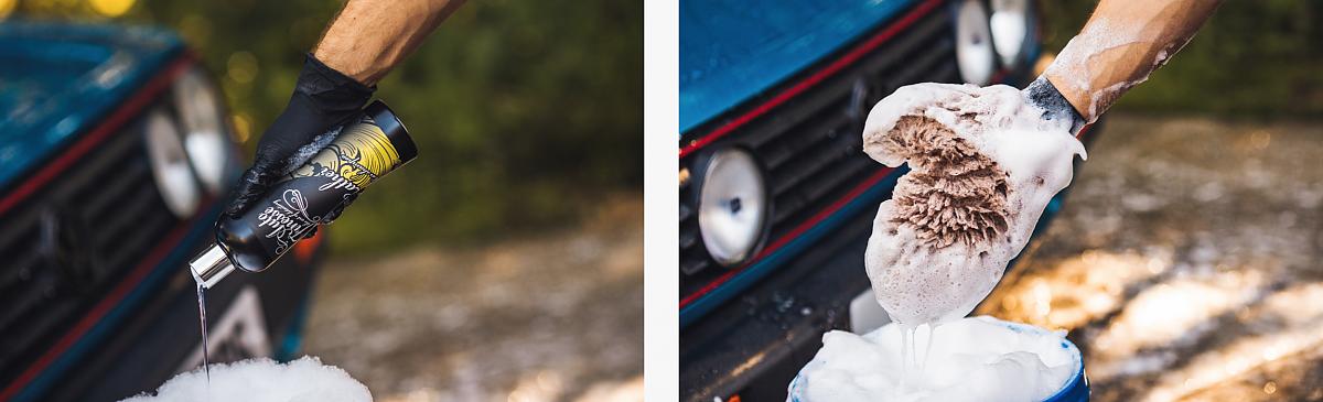 Автомобильный шампунь Auto Finesse Lather